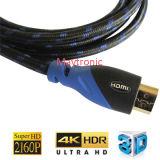 HDMI Kabel, Stütz-Ethernet, 3D, 4k und 2160p