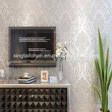 Papel casero elegante de la etiqueta engomada de la pared del alto grado para la decoración casera