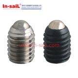 Atuadores Stubby do aço de aço e inoxidável