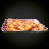 [ألومينوم فويل] يصوّر صينيّة لوحة وعاء صندوق لأنّ طعام ([ز3614])