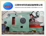Máquina de corte da guilhotina hidráulica de China