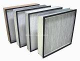 Filtro del filtro de aire de los recintos limpios de ULPA H11 H12 H13 H14 U15 U16 U17 HEPA