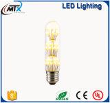 MTX S01 포도 수확 Edison는 LED ST64 노란 빨간 청록색 자주색 220V 110V E27 LED 전구 필라멘트 전구 점화 관 Edison Bombilla를 주연시킨다