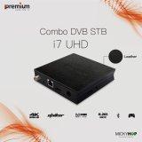 Горячий первоначально медиа-проигрыватель коробки Устанавливать-Верхней части WiFi HDMI Yutube коробки Coretv квада Amlogic S805 коробки Ipremium I7 франтовской TV