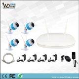 Nuovo sistema privato senza fili della macchina fotografica del CCTV di obbligazione di modo NVR di 960p/1080P 4CH