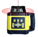 Аппаратура роторного уровня лазера производя съемку (SRE-801R и SRE801G)