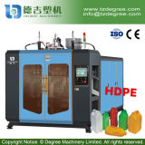 Máquina moldando plástica automática do sopro de 5 litros (por CE)