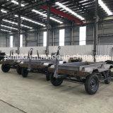 10-30kw Industrial Portable Trailer Tipo Gerador Diesel Powered by Cummins, Perkins Engine (marcas opcionais)