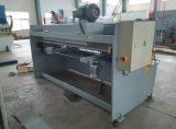 Máquina que pela de Guilloting del metal de hoja de QC12k