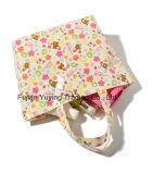 Personalizzare i sacchetti di Tote d'acquisto non tessuti di modo (YYNWB048)