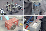Máquina que sopla de la película de doble finalidad de HDPE-LDPE