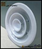 Diffuseur rond en aluminium de plafond de grille d'aération d'approvisionnement