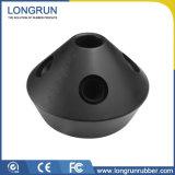 Kundenspezifischer Silikon-Ring-Gummidichtung für industrielles Bauteil