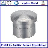 Endcap piccolo solido per il corrimano e la balaustra dell'acciaio inossidabile