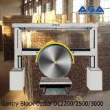 Máquina de piedra del corte por bloques para la máquina del granito/de mármol del cortador (DL3000)