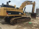 Excavatrice initiale utilisée 345D de tracteur à chenilles du Japon d'excavatrice de chenille du chat 345D