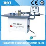 220V PVCベニヤの端バンディングのための手動端のバンディング機械