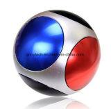 卸し売りOEM流行アルミニウム手の紡績工のおもちゃの圧力救助EDCの落着きのなさの紡績工の球の形マジック