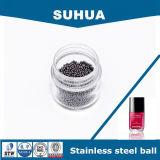 Bola de acero inoxidable de la alta calidad 1/4 '' G40-1000 316 para la venta
