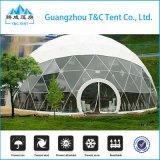 Grande tente potable imperméable à l'eau en plastique de Chambre de dôme de fibre de verre pour l'usager