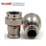 Продукты нержавеющей стали CNC подвергая механической обработке компонента клапана