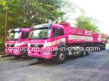 Qingdao (CA3256P2K2T1EA81)에서 하는 FAW 덤프 트럭