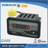 Contador de frecuencia actual de la potencia del indicador digital de Genset Gv05