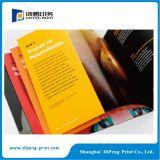 Fornecedor costurado sela da impressão do catálogo