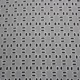 Tissu neuf de lacet de coton de modèle