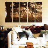 غرفة نوم زخرفة نوع خيش صورة زيتيّة, جيّدة يبيع جدار زخرفة نوع خيش صورة زيتيّة