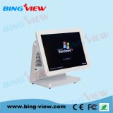 """widerstrebender Point of Sales 15 Screen-Monitor mit USB/RS232"