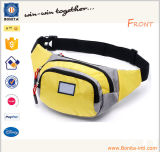 Running Canvas Water Proof Waist Bag para homens