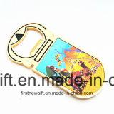 昇進のギフトの安い記念品によってカスタマイズされるロゴのKeychainの栓抜き(F5018E)