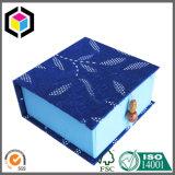 創造的なデザイン正方形によって着色されるボール紙のペーパー革ギフト用の箱