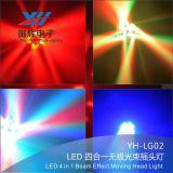 Träger-Effekt-bewegliches Hauptlicht LED-12PCS 4in1