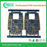 青は白い伝説多層PCBのボードデザインに抵抗する