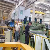 Линия разрезая машины верхнего качества промышленная высокоскоростная