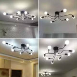현대 장식적인 LED 다방 바 천장 빛 램프