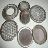 Fornecedor perfurado de China do filtro do cilindro do filtro/do cilindro aço inoxidável