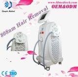 Вертикальный Ce одобрил машину удаления волос 808nm оборудования красотки пользы салона постоянную