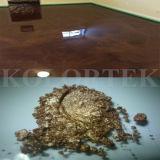 床の真珠のための金属エポキシの顔料