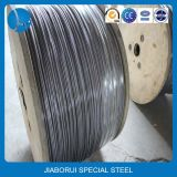 câble métallique galvanisé par diamètre d'acier inoxydable de 2mm 3mm