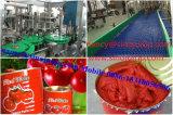 缶詰のフルーツのピューレの満ちる加工ライン/Tinは食糧充填機を缶詰にする
