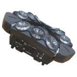 Träger-bewegliche Hauptarmkreuz-Stadiums-Beleuchtung 9 Augen-LED