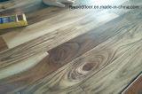 Revestimento de madeira da acácia lisa natural da estrada do tabaco