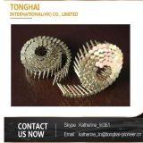 Clavo de acero del material para techos de la bobina del sujetador de la alta calidad