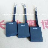Brosses à charbon à graphite electro graphite national EG332 pour centrale électrique