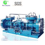 Diafragma do volume do gás 320nm3/H do argônio/compressor da membrana