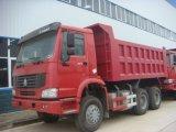 저가 8X4 40cubic 미터 덤프 트럭 HOWO 팁 주는 사람 트럭