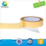 熱い販売は熱い溶解の接着剤と80ミクロンの厚さの倍粘着性があるテープはOPPの味方した(カーペットの固定のために)